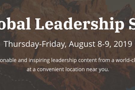 Global Leadership Summit - GLS 2019