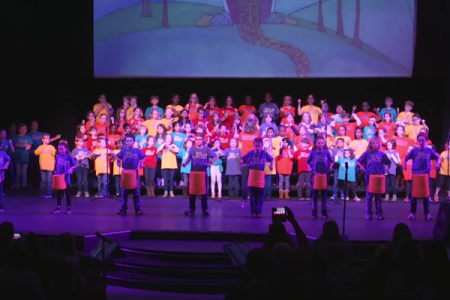 Love Your Neighbor - WEAG Kids Show 2019