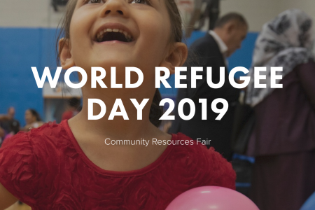 World Refugee Day - June 22, 2019
